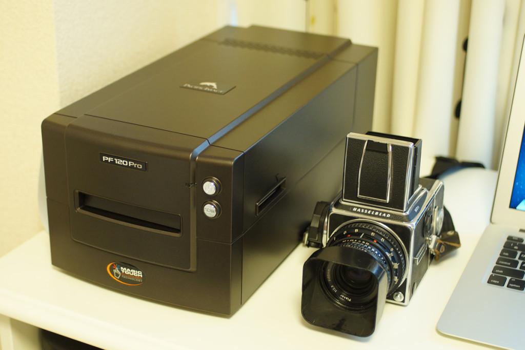 Film Scanner Prime Film 120
