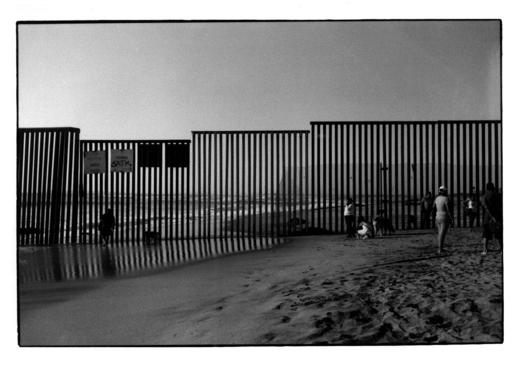 メキシコーアメリカ国境