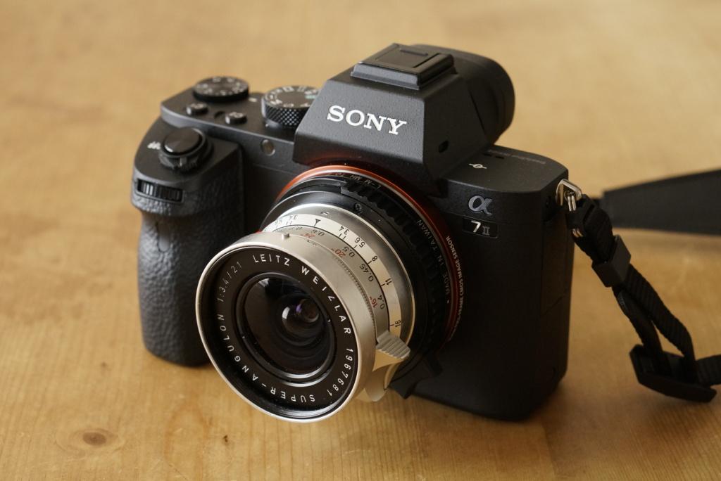 Sony A7 II + Leitz Auper Angulon M 21mm f3.4